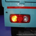 Mahindra Jeeto Launch L6-11 taillight