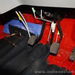 Mahindra Jeeto Launch L7-16 pedals