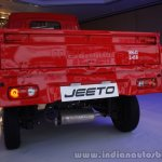 Mahindra Jeeto Launch L7-16 rear
