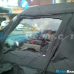 Mahindra U301 interior snapped in Kerala