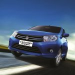 Maruti Celerio diesel front press shots
