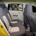 Maruti Celerio diesel rear seat