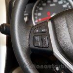 Maruti Celerio diesel steering controls