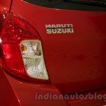 Maruti Celerio diesel taillight