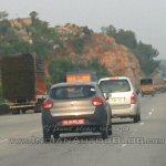 Renault Kwid IAB spied