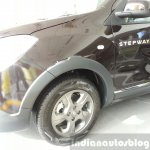 Renault Lodgy Stepway body cladding