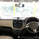 Renault Lodgy Stepway dashboard