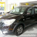 Renault Lodgy Stepway front quarter