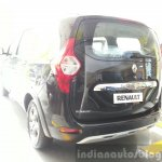 Renault Lodgy Stepway rear quarter