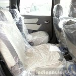 Renault Lodgy Stepway rear seat