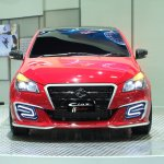 Suzuki Ciaz Custom front