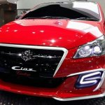 Suzuki Ciaz Custom headlights