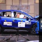 Suzuki S-Cross ASEAN NCAP crash test