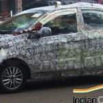 Tata Kite compact sedan spied