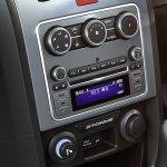 Tata Safari Storme facelift Harman music system