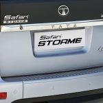 Tata Safari Storme facelift boot