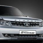 Tata Safari Storme facelift grille