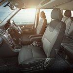 Tata Safari Storme facelift seats