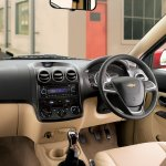 2015 Chevrolet Enjoy interior