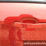 2015 Ford Figo Aspire Titanium 1.5 Diesel door handle first drive review