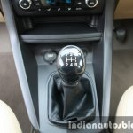 2015 Ford Figo Aspire Titanium 1.5 Diesel gear lever first drive review