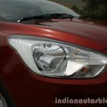 2015 Ford Figo Aspire Titanium 1.5 Diesel headlamps first drive review