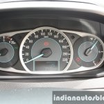 2015 Ford Figo Aspire Titanium 1.5 Diesel instrument cluster first drive review