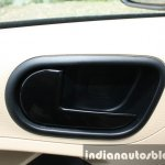2015 Ford Figo Aspire Titanium 1.5 Diesel interior door handle first drive review