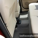 2015 Ford Figo Aspire Titanium 1.5 Diesel rear seat legroom first drive review