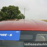 2015 Ford Figo Aspire Titanium 1.5 Diesel roof panel first drive review