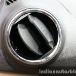 2015 Ford Figo Aspire Titanium 1.5 Diesel side HVAC vent first drive review