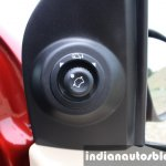 2015 Ford Figo Aspire Titanium 1.5 Diesel side mirror power controls first drive review