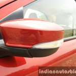 2015 Ford Figo Aspire Titanium 1.5 Diesel side view mirrors first drive review