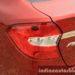 2015 Ford Figo Aspire Titanium 1.5 Diesel taillamp first drive review