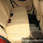 2015 Ford Figo Aspire Titanium Plus 1.2 Petrol rear cabin first drive review