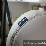 2015 Ford Figo Aspire Titanium Plus 1.2 Petrol side airbag first drive review