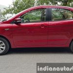 2015 Ford Figo Aspire Titanium Plus Petrol side first drive review