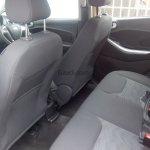 2015 Ford Figo hatchback seats India spied
