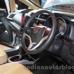 2015 Honda Jazz dashboard India launch