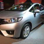 2015 Honda Jazz front quarter India launch