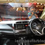 2015 Honda Jazz interior India launch