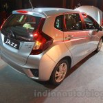 2015 Honda Jazz rear quarters India launch