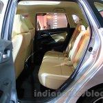 2015 Honda Jazz rear seat India launch