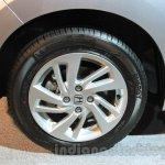 2015 Honda Jazz wheel India launch