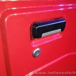 2015 Mahindra Thar facelift door handle