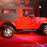 2015 Mahindra Thar facelift side