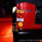 2015 Mahindra Thar facelift taillight