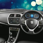 2015 Maruti S-Cross interior press image