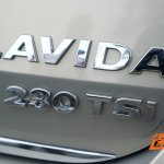 2015 Volkswagen Lavida facelift badging revealed in images