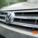 2015 Volkswagen Lavida facelift grille revealed in images